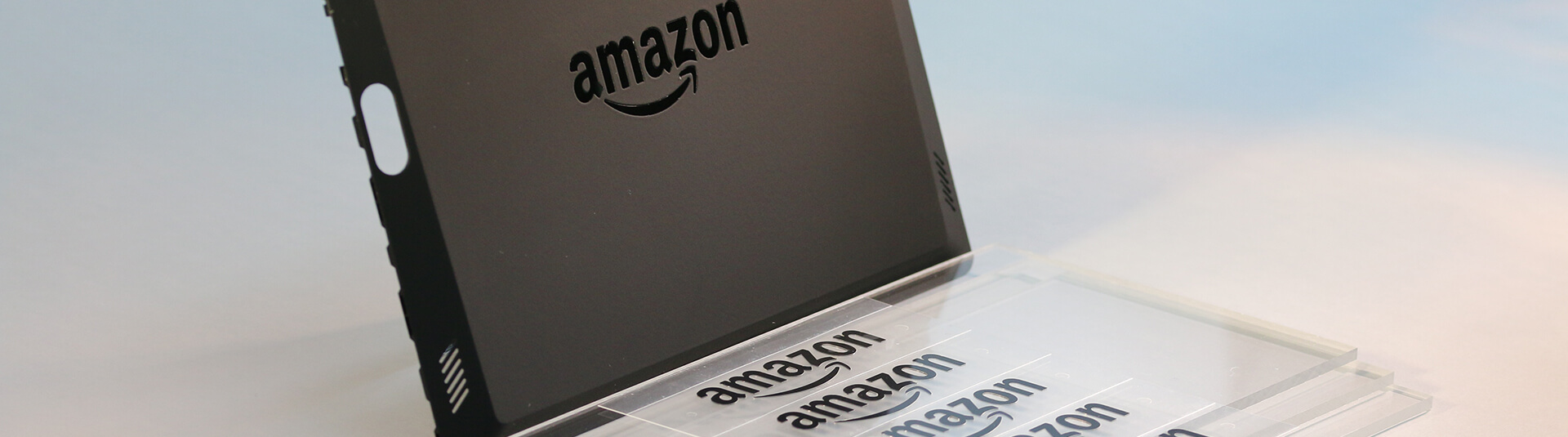 Amazon Chassis & Amazon Brand Logo
