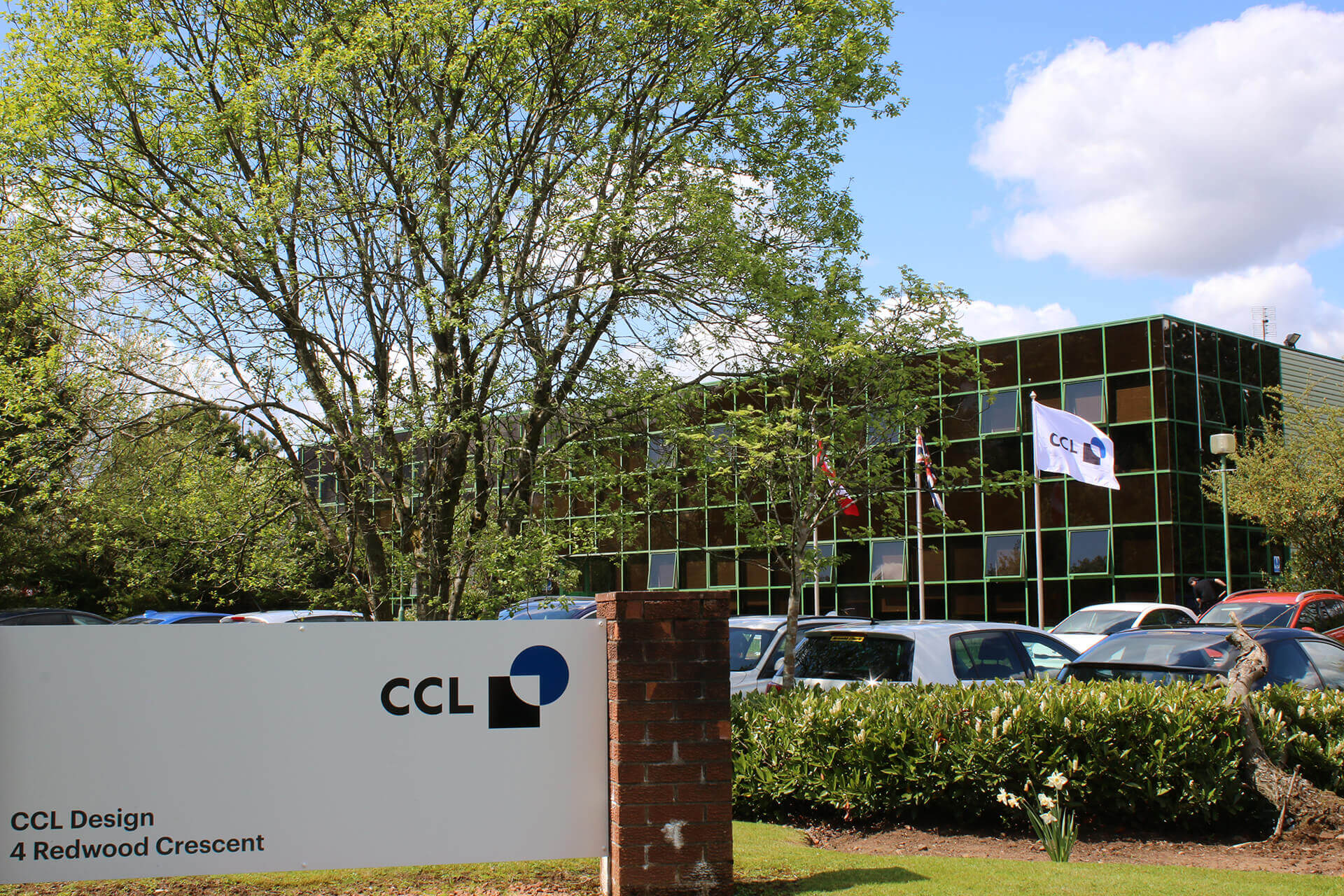 Our Manufacturing & Design Centre in East Kilbride, Scotland